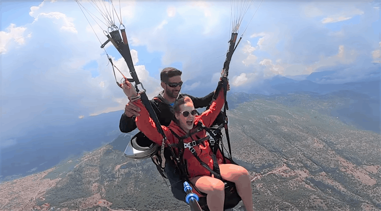 Paragliding Ne Demek?